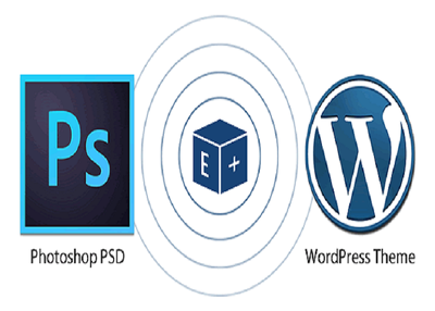 Develop your wordpress site from PSD or HTML