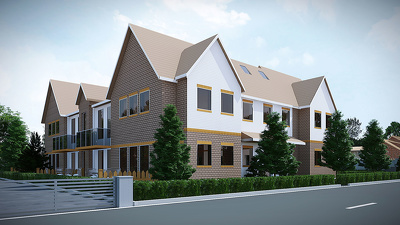 Do High Quality & REALISTIC Exterior 3D Rendering