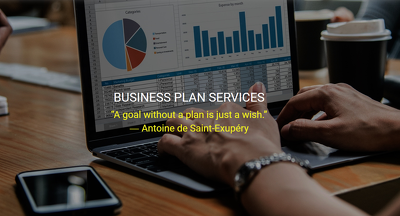Write a comprehensive business plan for your start up business