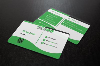 Deliver your business card for $65 with unique design