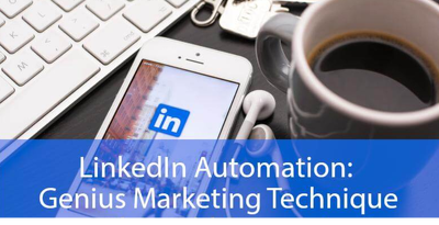 Increase your sales by automating lead generation on Linkedin