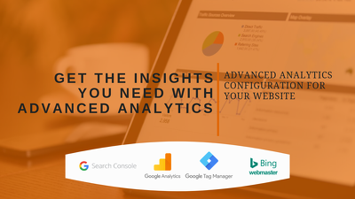 Set-up Advanced Analytics that give you the insights you need
