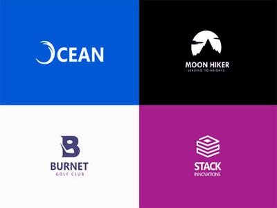 Create modern minimalist logo in 12 hours