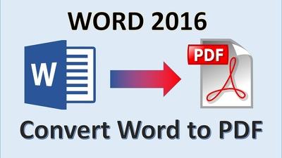 Convert PDF, Excel n Office file.