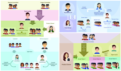 Do professional diagram, info graphic or manual design for you