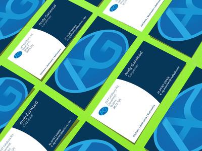 Design a modern/clean business card