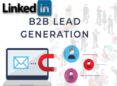 Collect 100 targeted valid LinkedIn, b2b lead generation