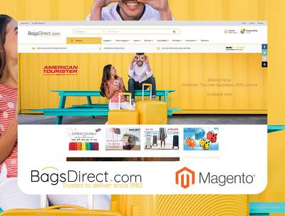 Develop and setup a Magento Ecommerce Website