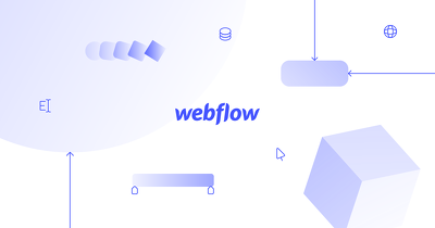 Design and develop a small website with Webflow