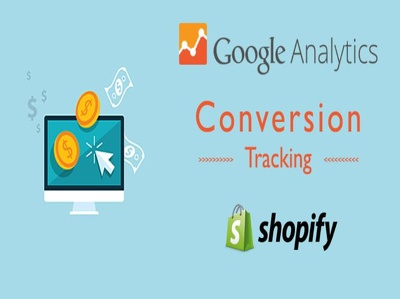Setup Shopify Google Analytics Conversion Tracking