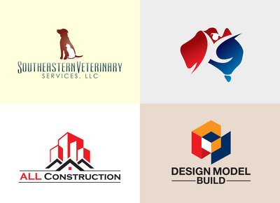 Design Custom, professional Logo in 24 h unlimited revision