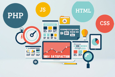 Develop any website in PHP ~  codeigniter and laravel