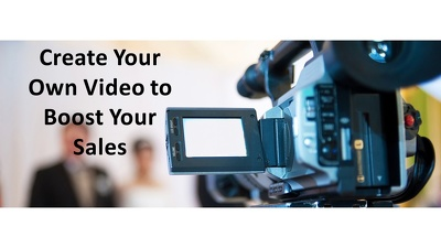 Create marketing video for your social media or web page