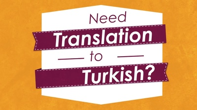 Translate anything English to Turkish(Vice Versa) up to 2k words