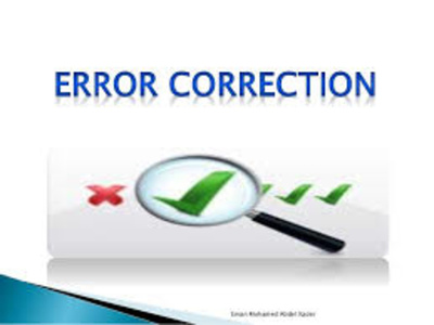 Do Error Detection, Editing And Correction Perfectly In Docs