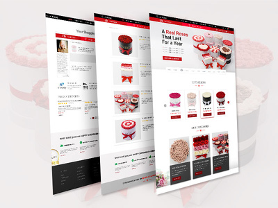 Create a Unique PSD Website Design Mockup