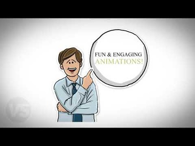 Create an animated presentation video for your business