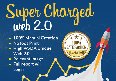 Create Supercharged 5 High Web 2.0 Properties with 300 Words