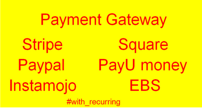 Embed paypal payment gateway in your website