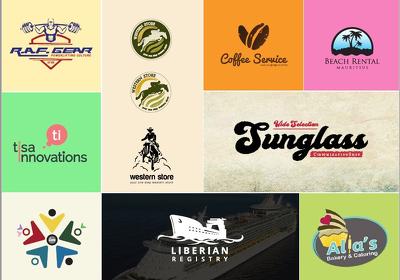 Design a logo in Canva