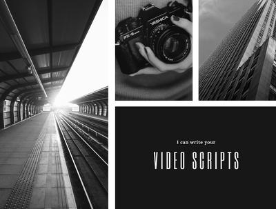 Write your video script