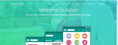 Create Responsive website using  HTML5+CSS3  Bootstrap js