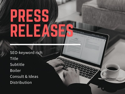 Write a SEO press release that piques media interest
