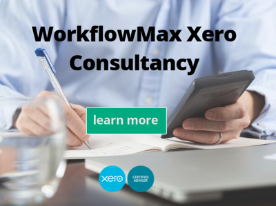 Review your WorkflowMax for 1 hour, inc VAT