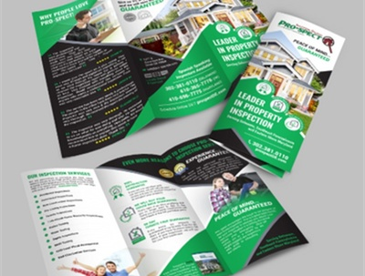 ★★ Design A Professional,Modern or unique Brochure for you ★★