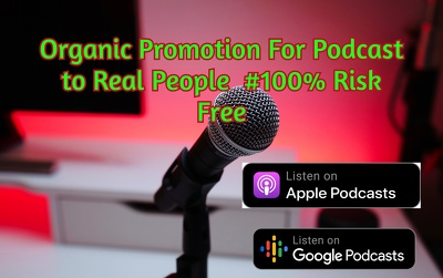 Promote Your Itunes Podcast Real Downloads