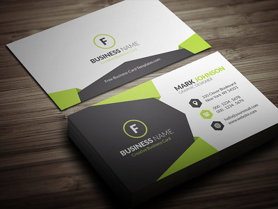 Design a Professional and Elegant Business Card