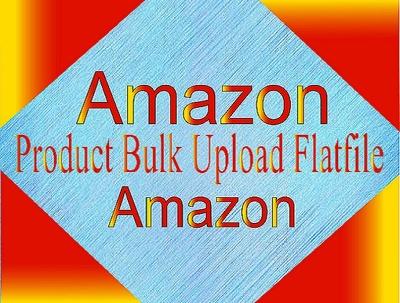 Product Bulk Upload Flatfile