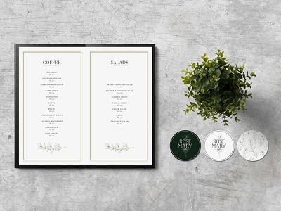 Create a fantastic restaurant menu