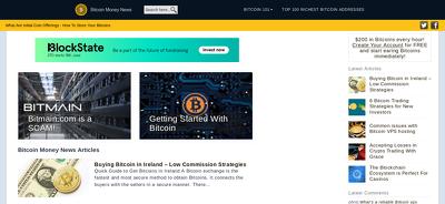 Dofollow Guest Post on Bitcoin Money News - Da 26