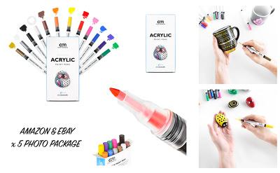 Amazon & Ebay product photography 5-7 image package