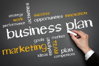 Prepare business plan for you