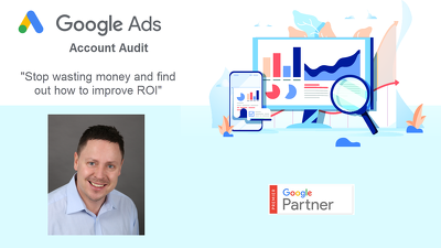 Provide The Best Google Ads Audit To Improve ROI