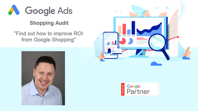 Provide A Google Shopping Campaign Audit To Help Improve ROAS