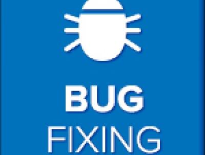 Fix angular or react application bug