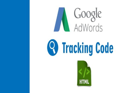 Setup Google Adwords Conversion Tracking code in any Website