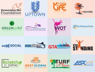 Create a Professional Custom Logo