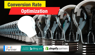 Conversion Rate Optimization - 3 A/B tests