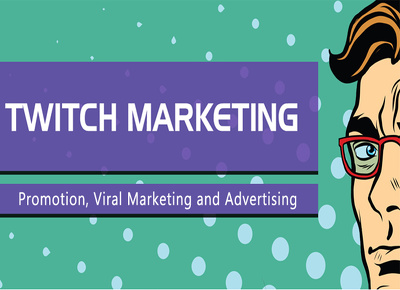 Do viral Twitch channel promotion professionally