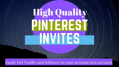Invite You To My High Quality 50 Pinterest Group Board