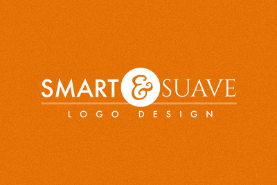Design a smart and suave logo