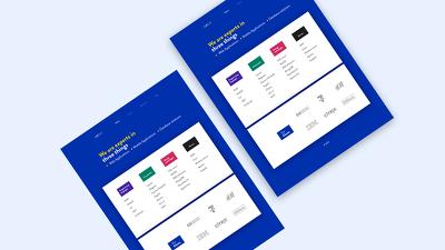 Design website and mobile app ui design