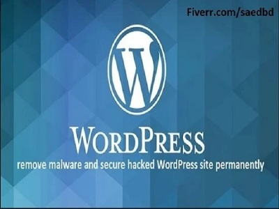 Secure hacked wordpress site permanently and remove malware