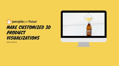 make Customized 3d Product Visualizations