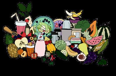 Produce a digital cartoon for you/your website or blog