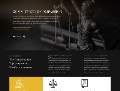 Create Innovative Website Design Or Website Mockup